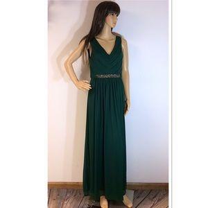 DAVID'S BRIDAL FORMAL GOWN/DRESS SIMPLY ELEGANT!!!